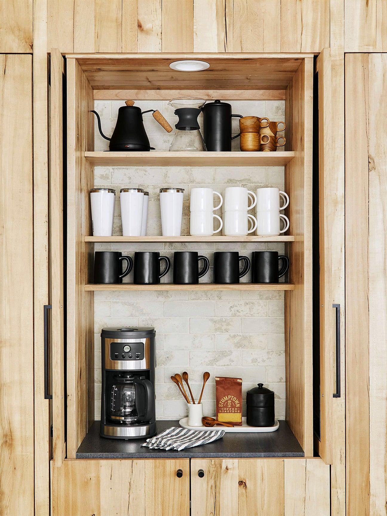 4 Home Coffee Station Ideas To Make