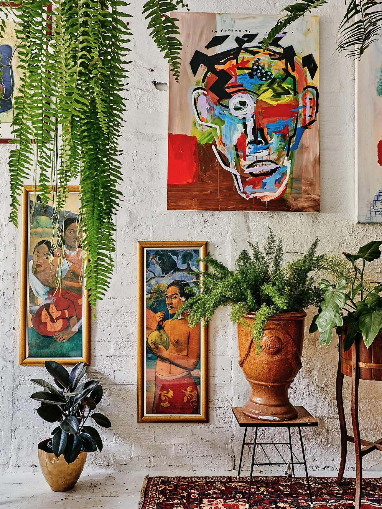 Plants and art