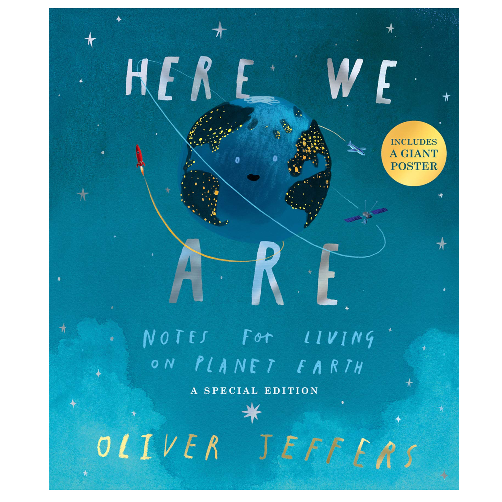 Here We Are- Notes for Living on Planet Earth