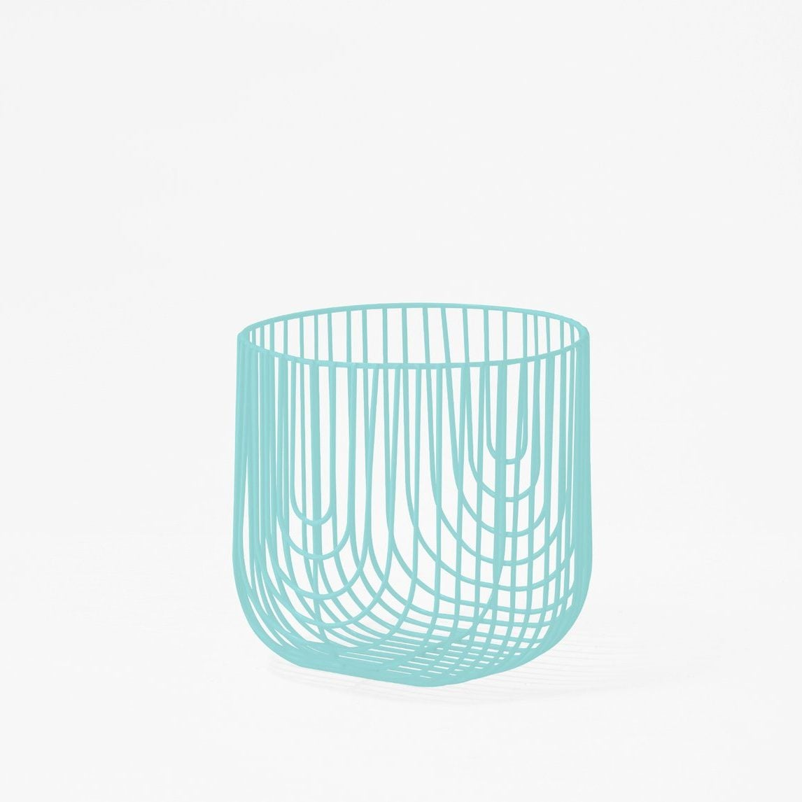 Shea McGee Just Shared Another Smart Use for the Humble Kitchen Basket