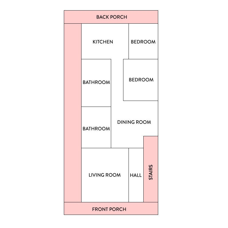 floorplan of house