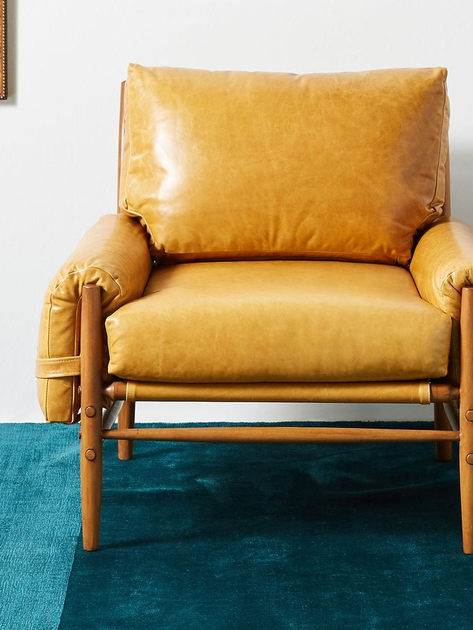 How We Would Style Anthropologie's Best-Selling Chair