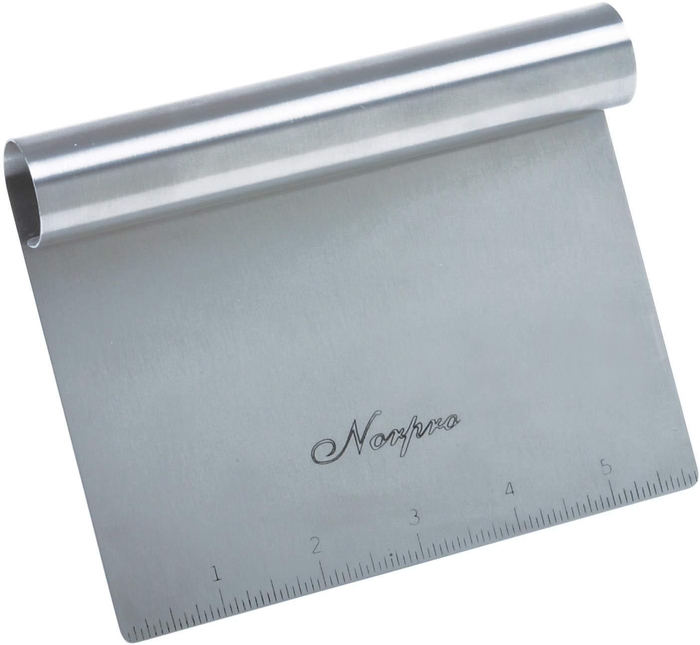Norpro Stainless Steel Scraper:Chopper