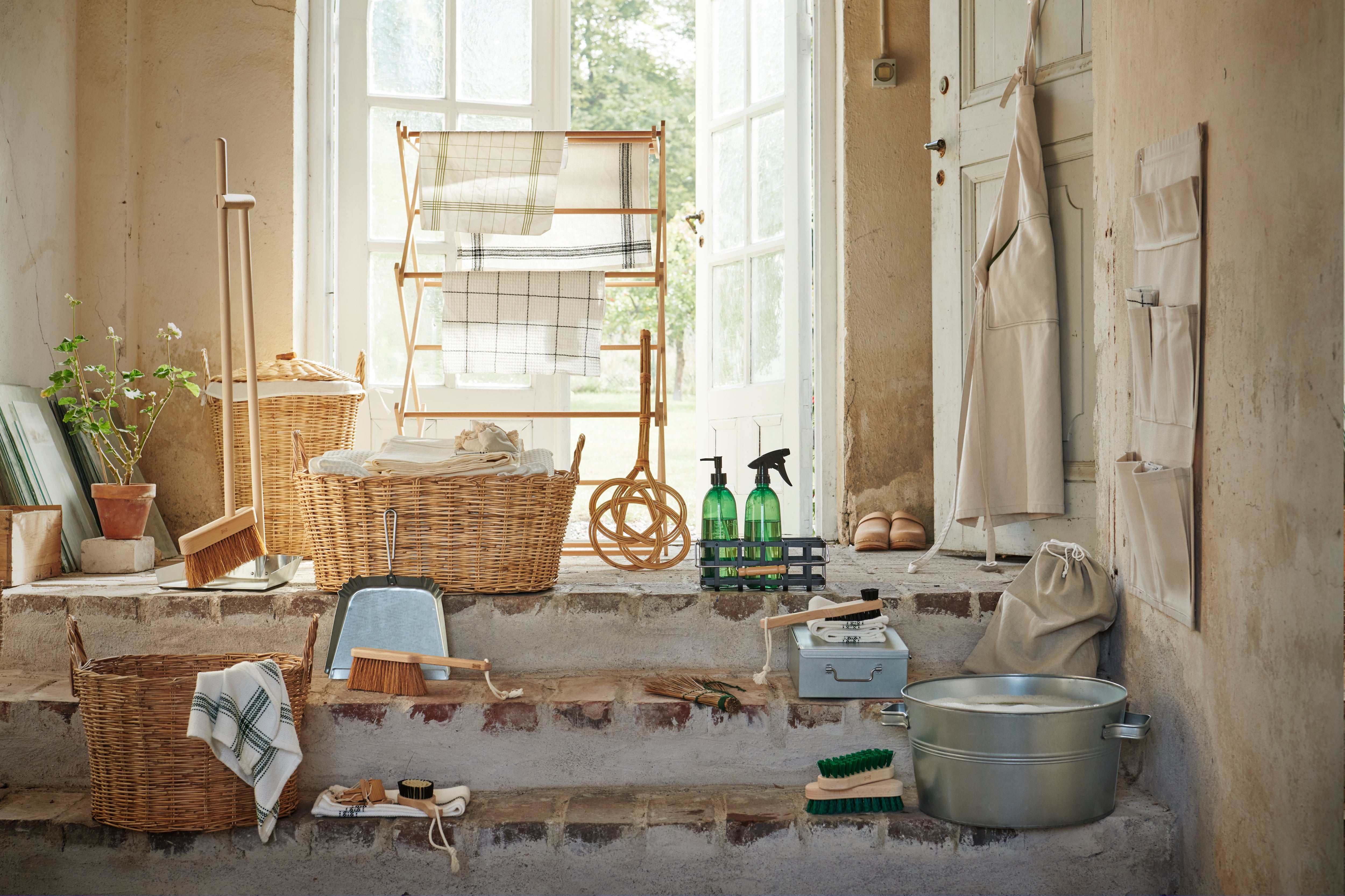 IKEA's New Collection Will Actually Make You Want to Clean