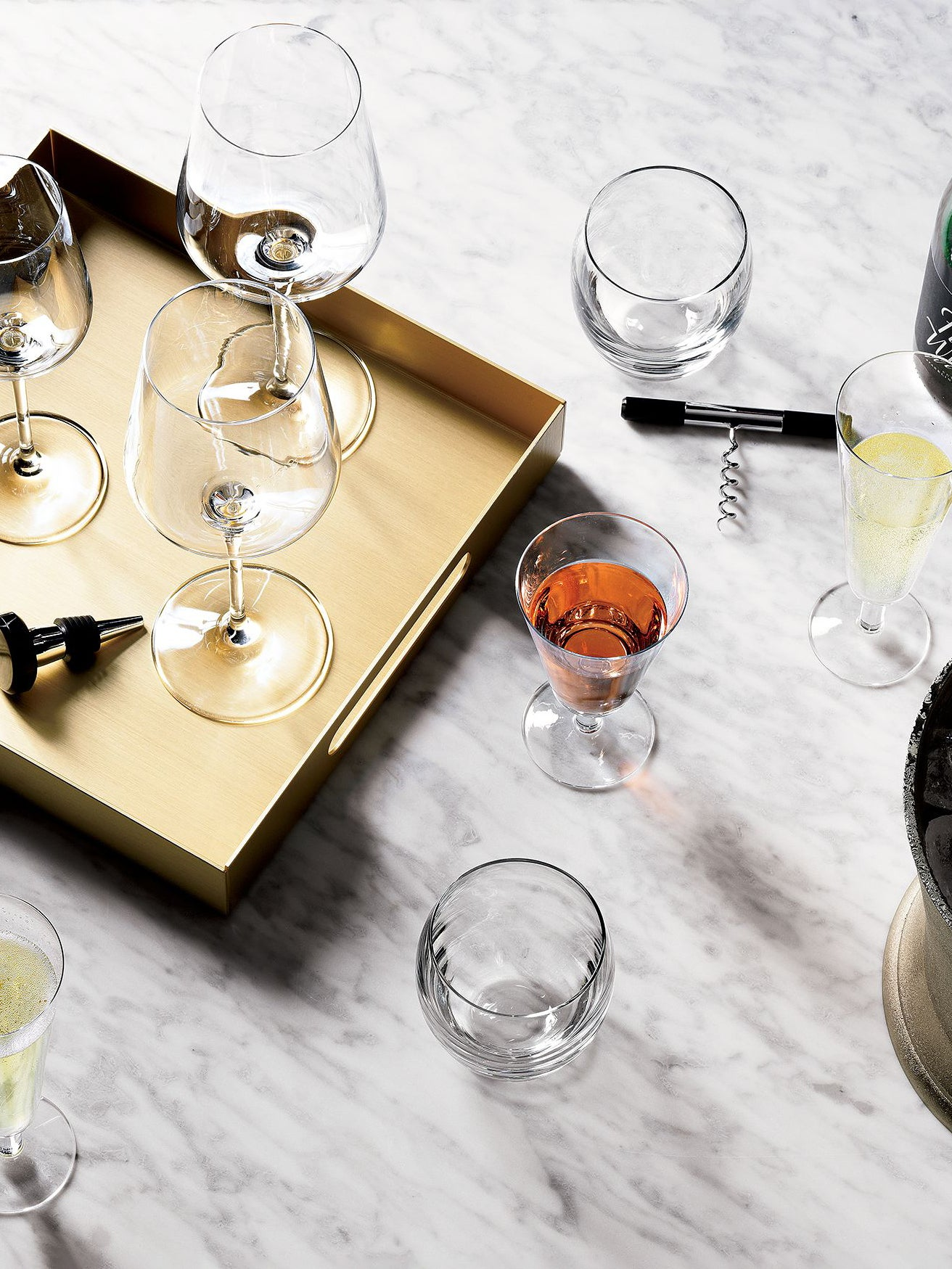 These $6 CB2 Wineglasses Are as Good as Their $60 Counterparts