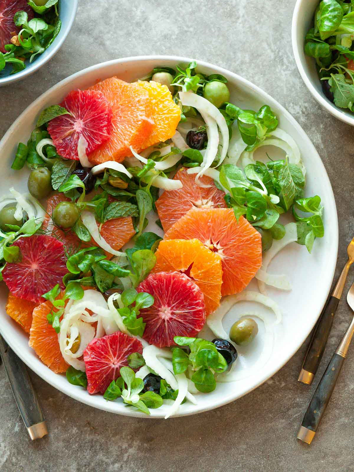 7 Citrus Salads That Will Brighten Up Your Winter
