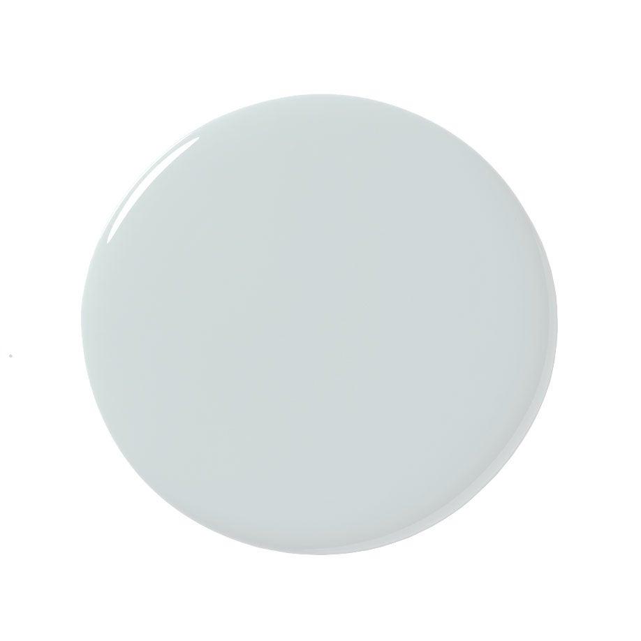 pale blue paint