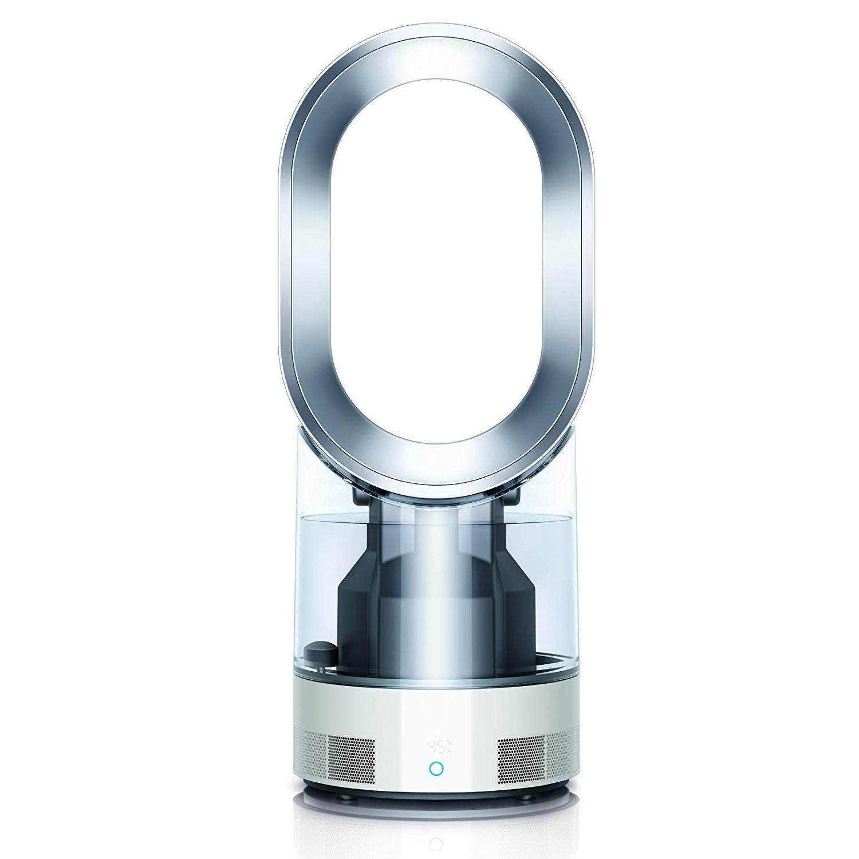Dyson AM10 Humidifier, White:Silver