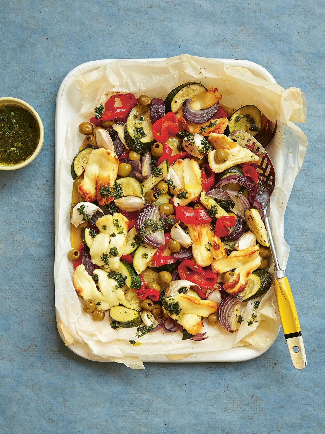 00-FEATURE-bag-dinner-recipes-domino-vegetables-halloumi