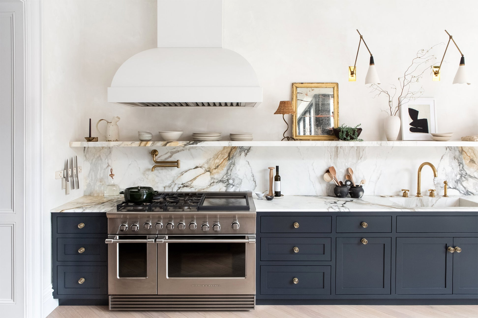 11 Shaker Kitchen Cabinet Ideas That Put A Twist On The Classic Style