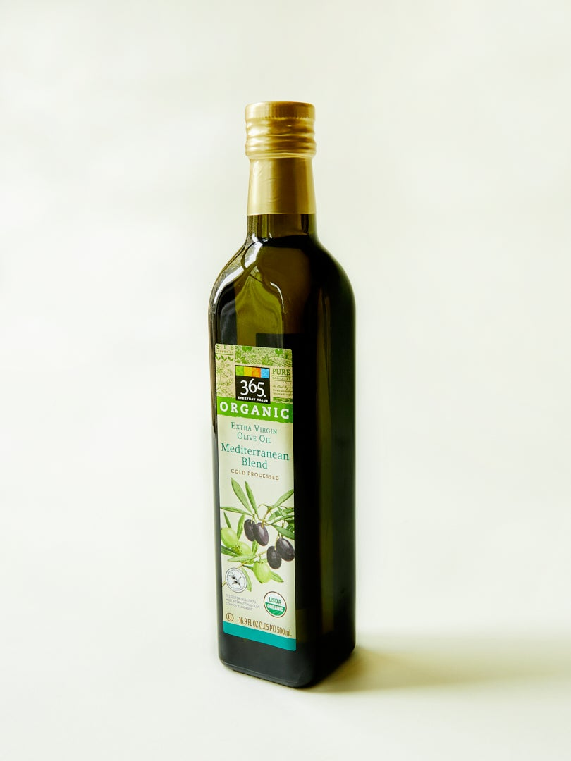 Whole Foods olive oil
