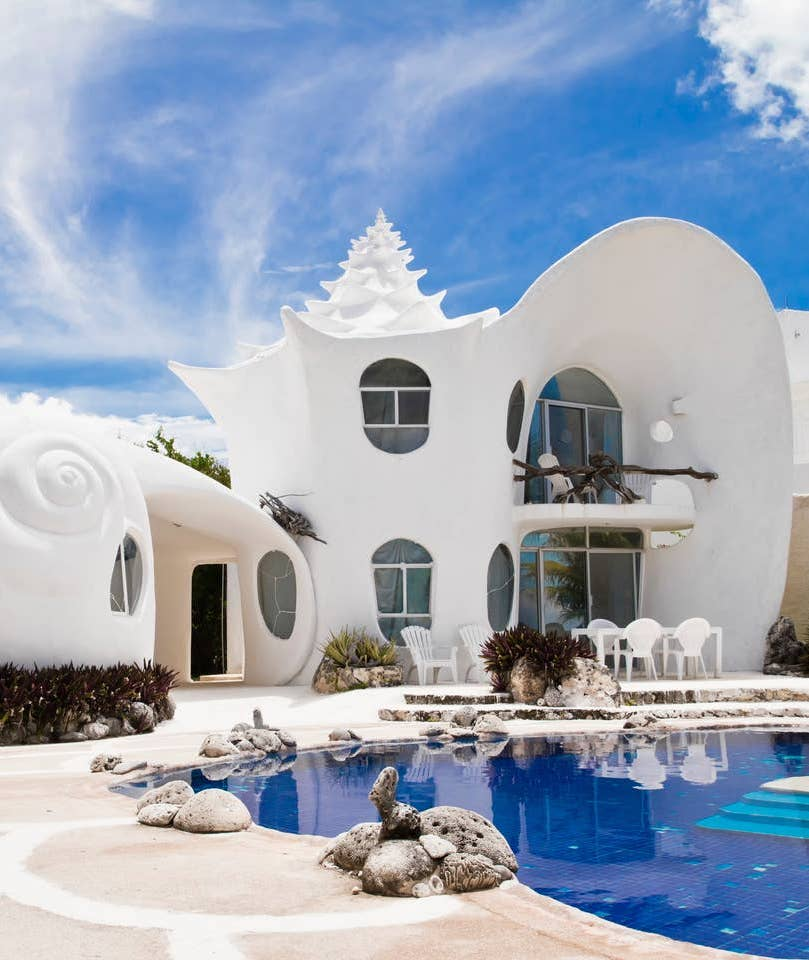 Airbnb's Most Wish-Listed Homes Are Architectural Marvels