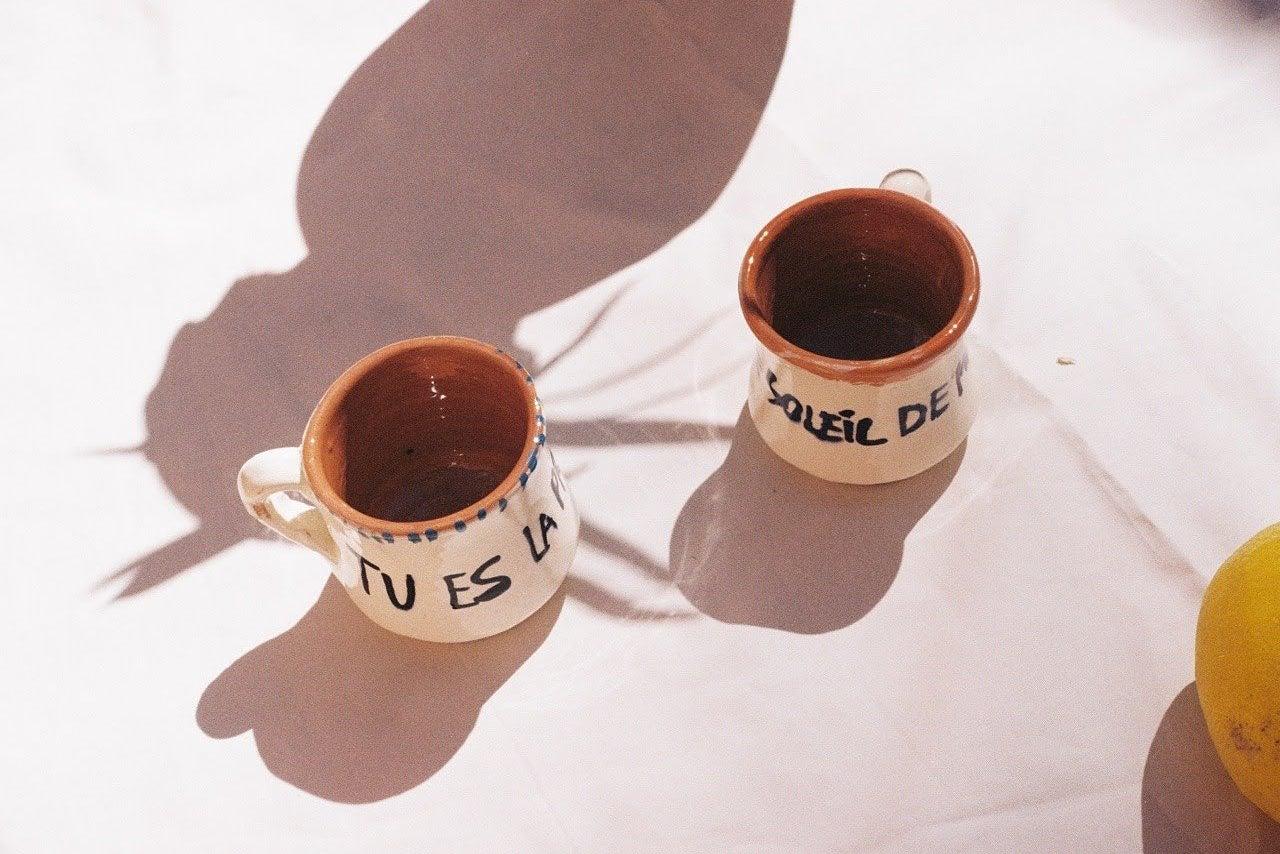Handmade mugs