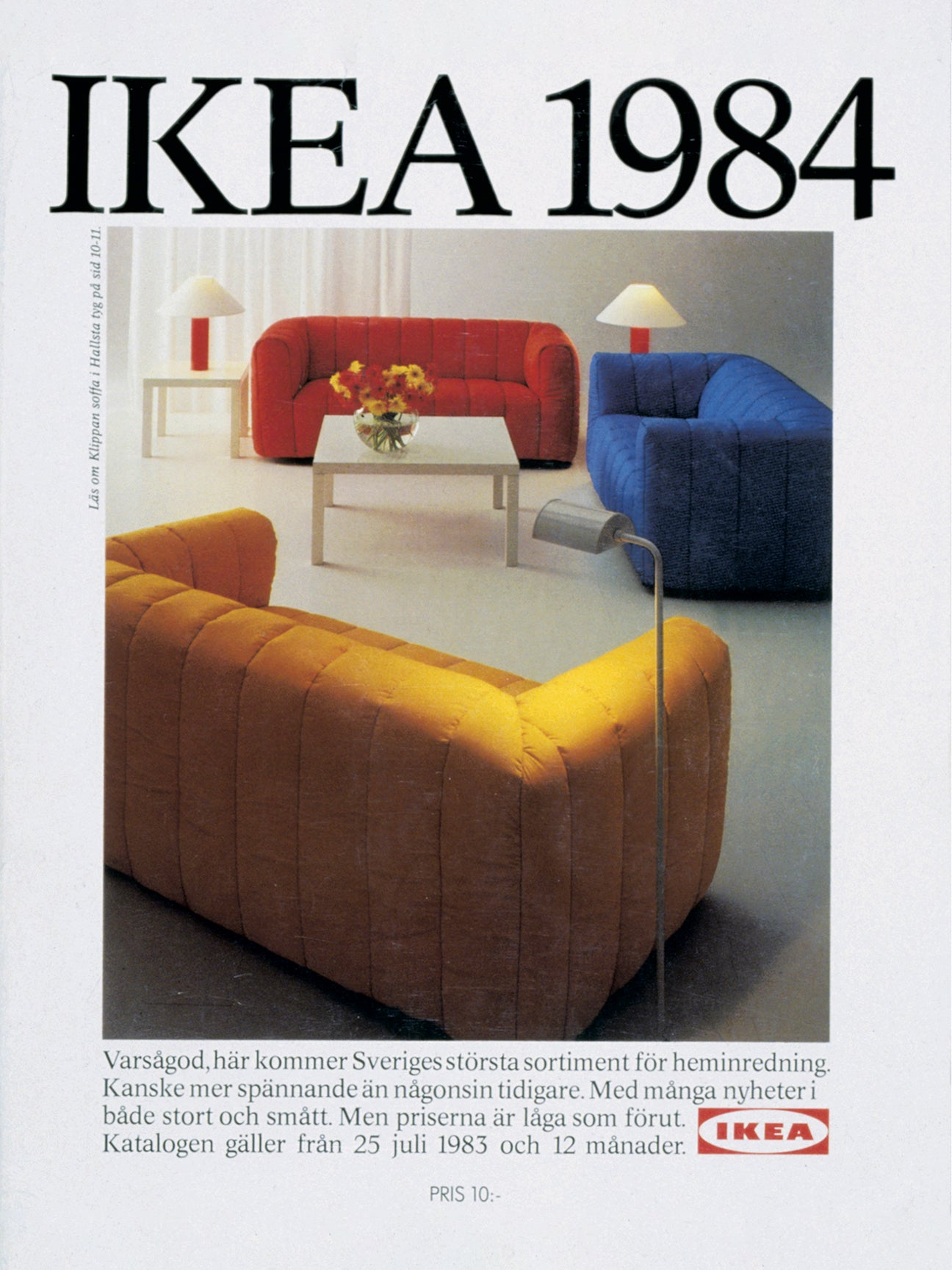 5 Retro IKEA Catalogs We're Still Pulling Inspiration From