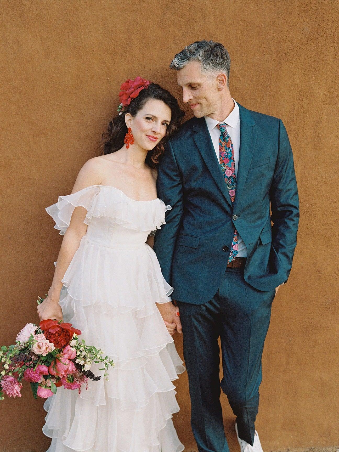 Marina Michelson and Billy Scafuri