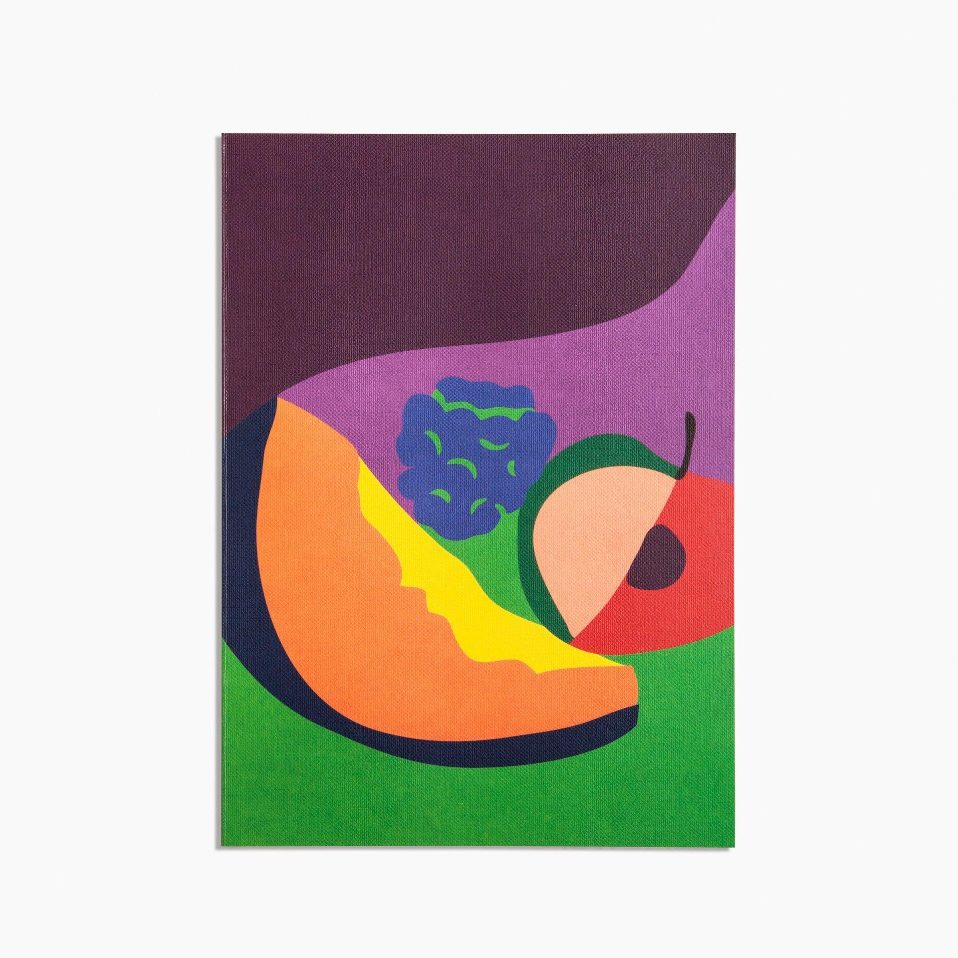 Object Notebook in Melon