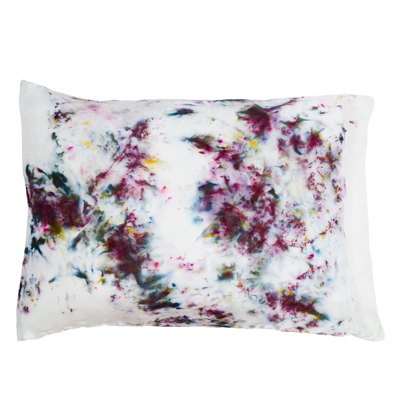 Silk Pillowcase in Galaxy