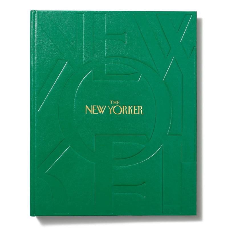 NEW YORKER DESK DIARY-1