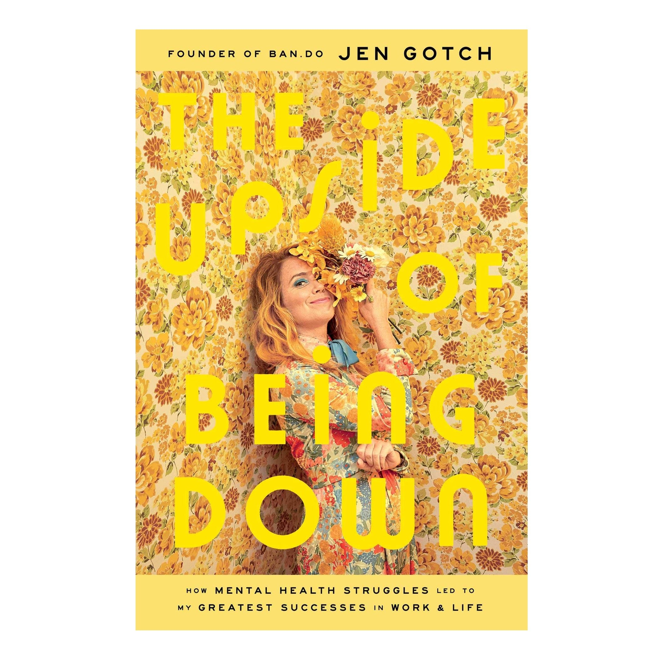 The Upside of Being Down book cover