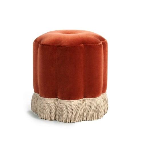flower-stool-orange-velvet-1