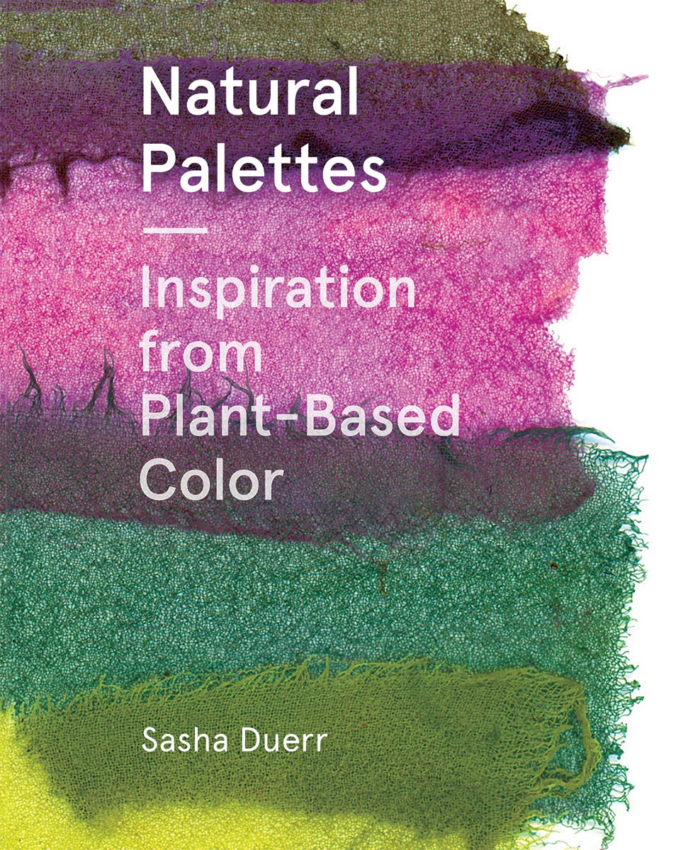 'Natural Palettes' book cover
