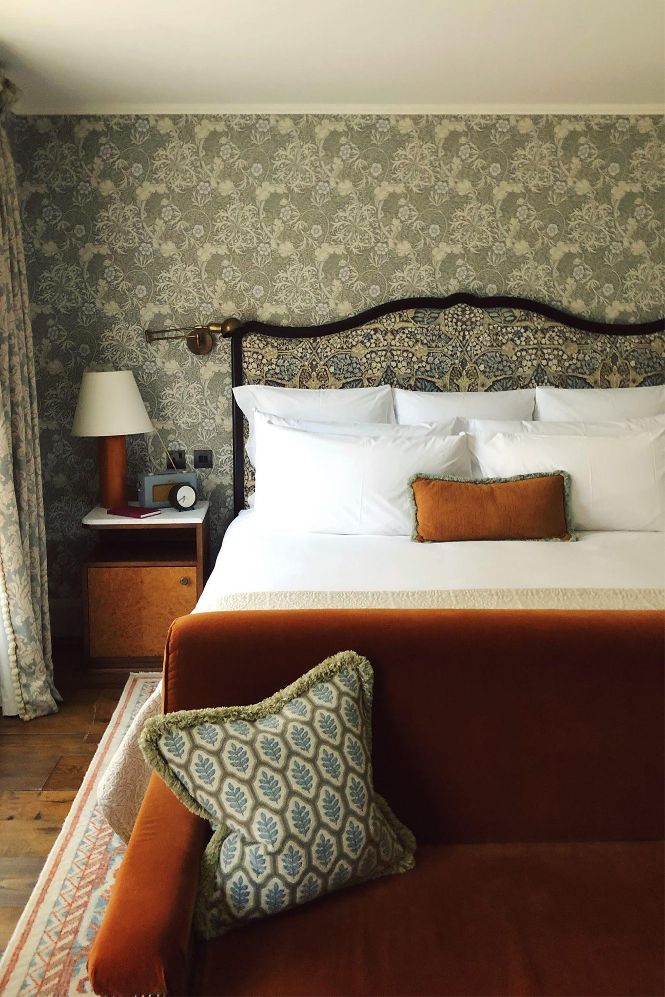 Kettner's Townhouse Guest Room