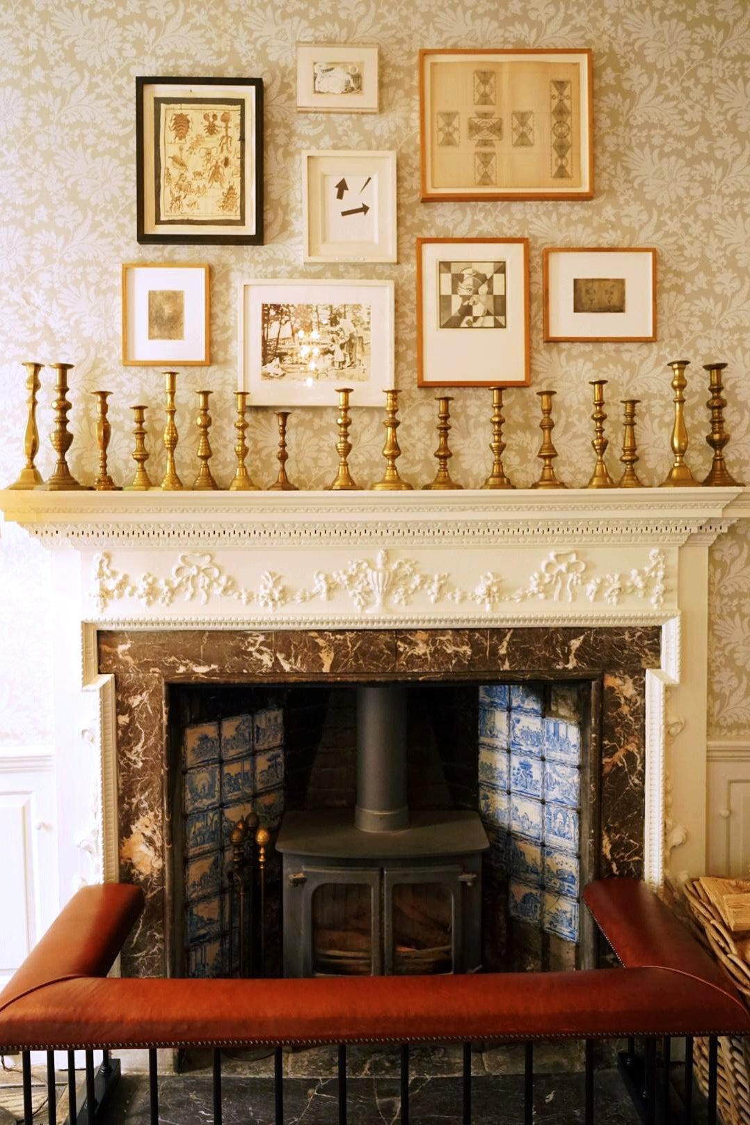 Babbington House Fireplace