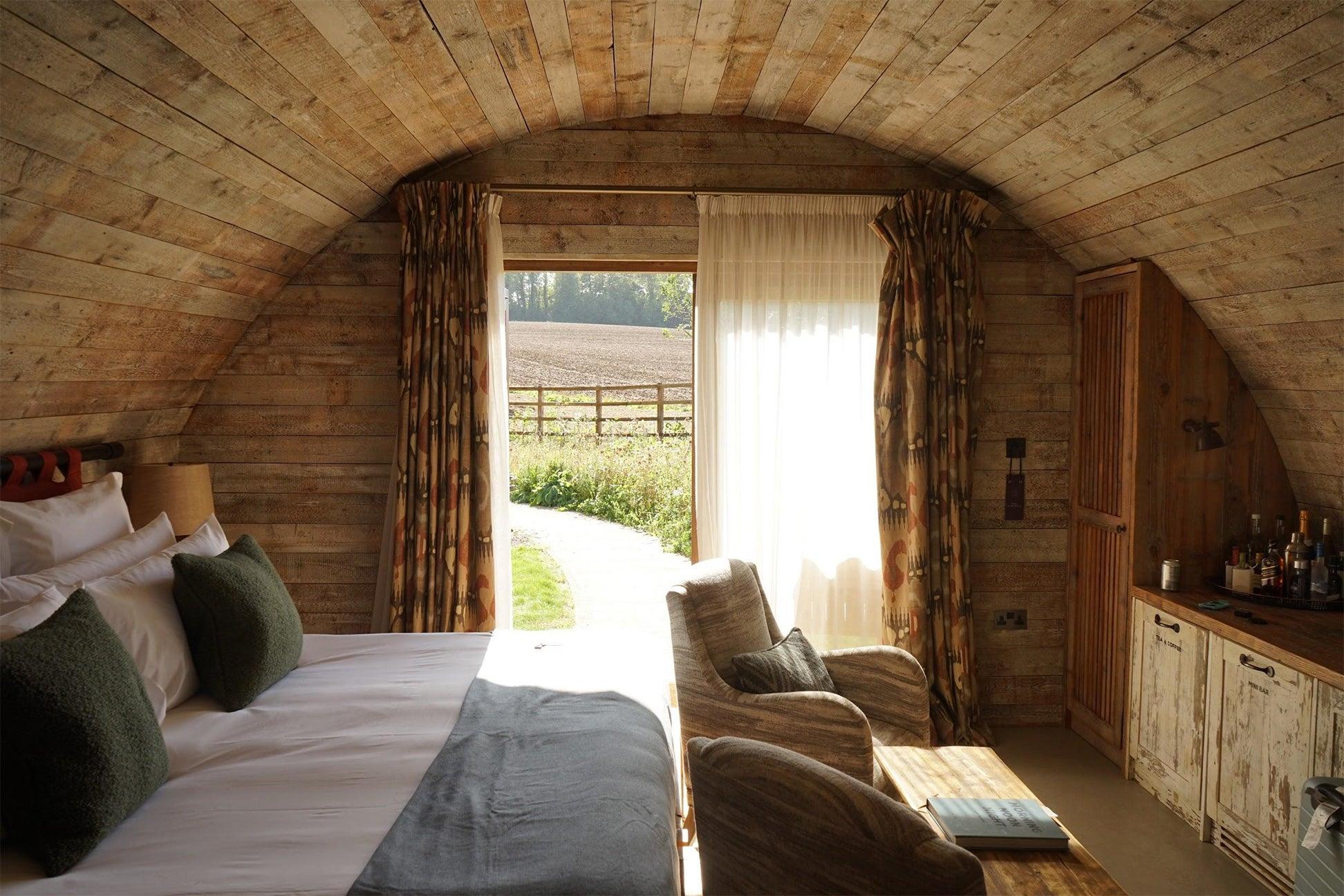 Soho Farmhouse Guest Room