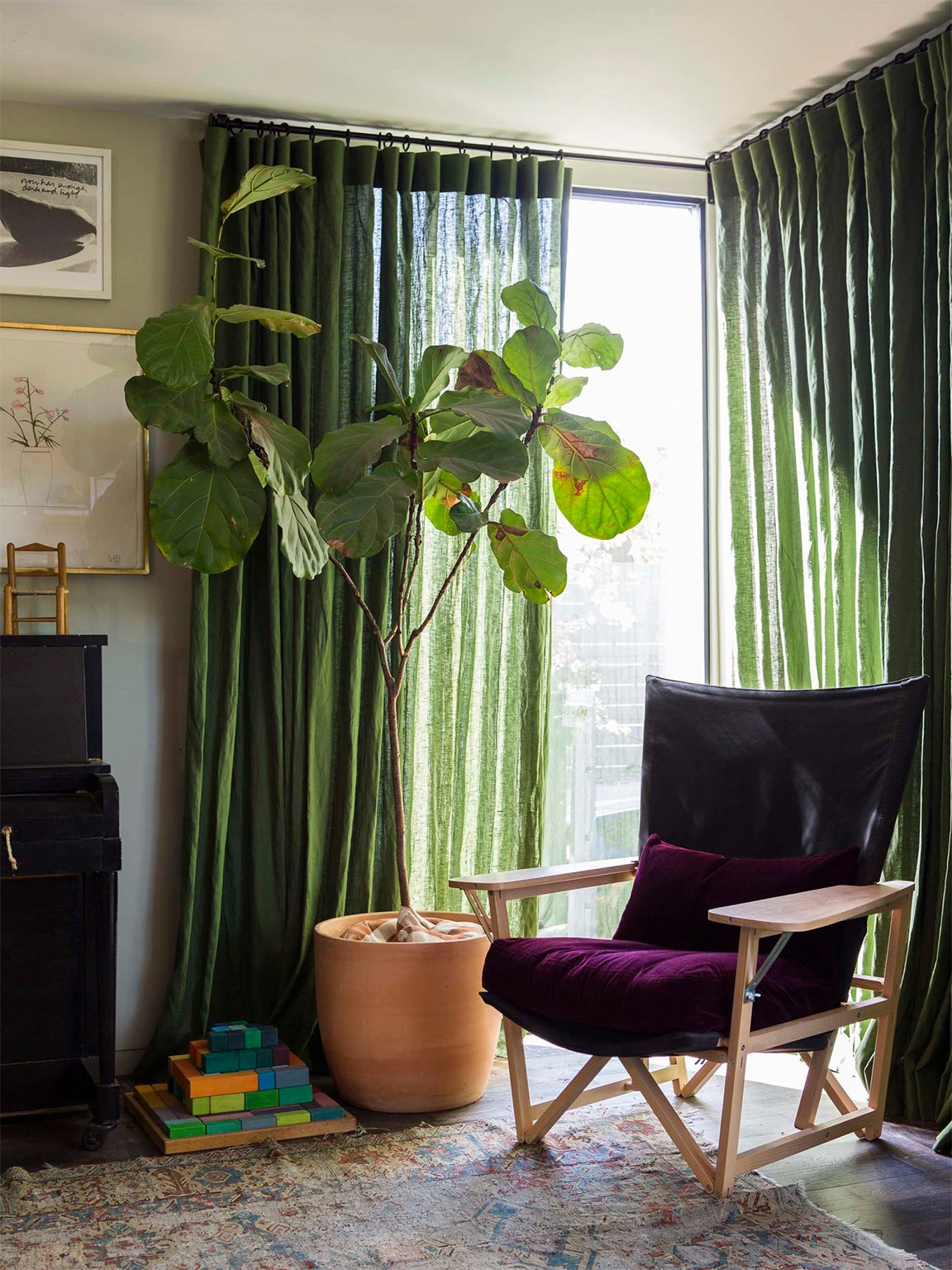 These Colored Curtains Are An Instant Mood Booster For Your Room