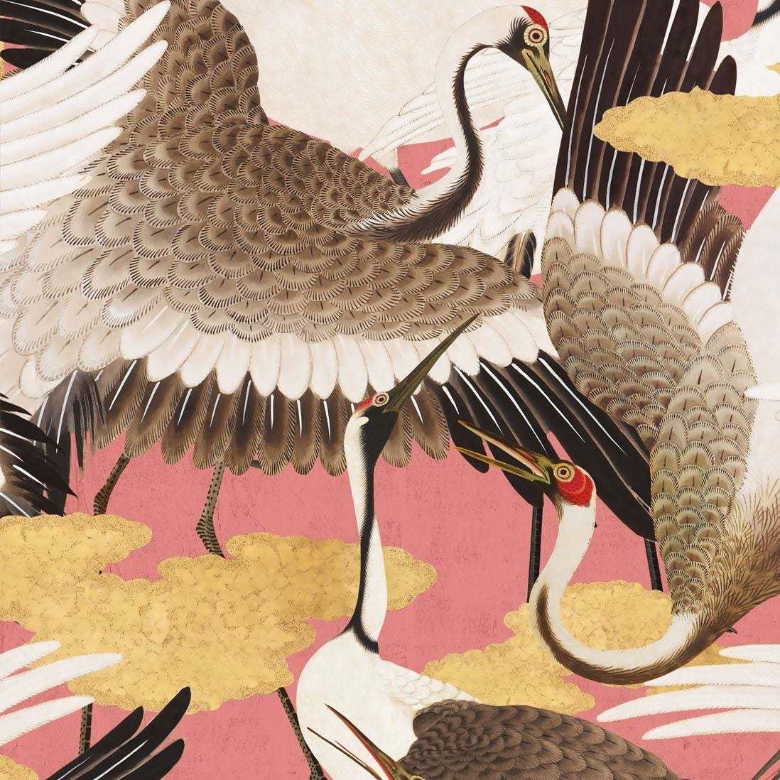 Take a Walk on the Wild Side With These Animal-Print Wallpapers