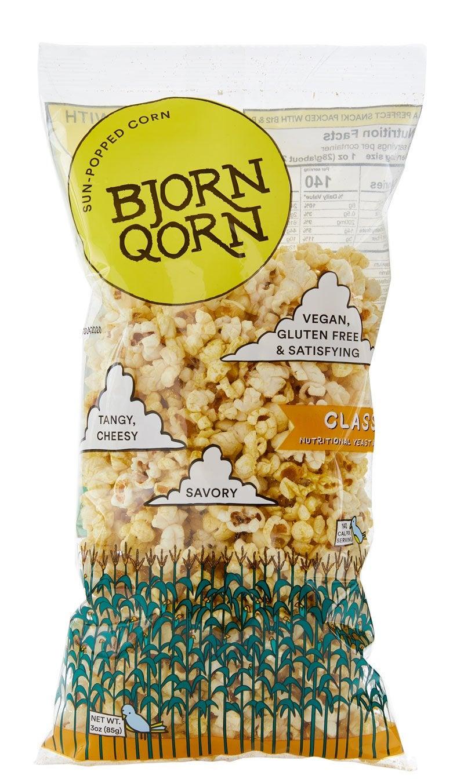 Bjorn Qorn Popcorn