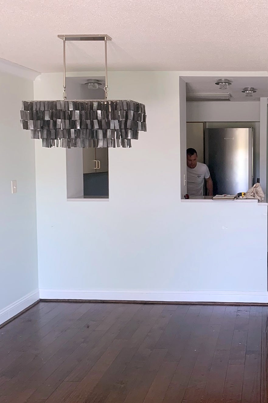 Small DC Apartment Before