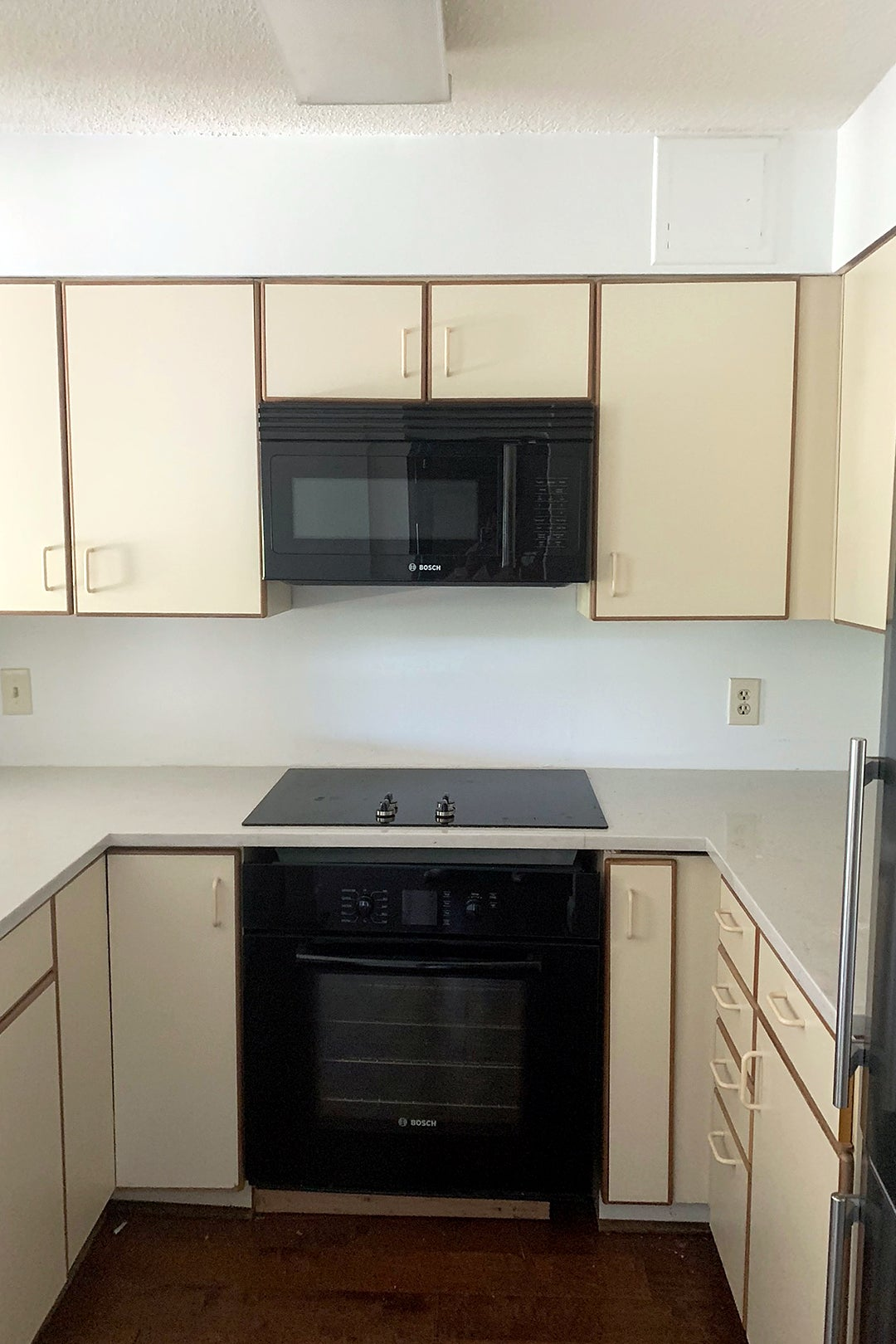 Small DC Kitchen Before