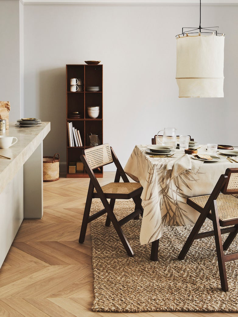 H&M home living dining room