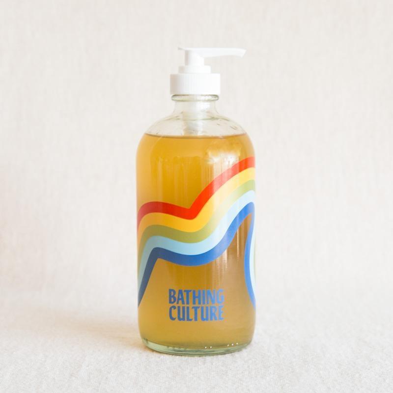 Mind _ Body Wash – Glass Jar