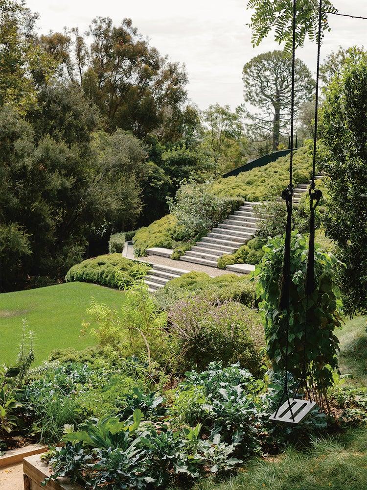 Lauri Kranz garden