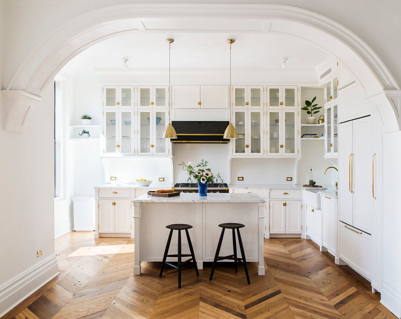 You Can T Go Wrong With These 7 Timeless Kitchen Cabinet Layouts