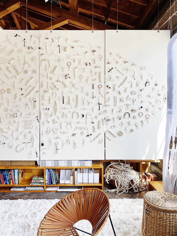 Windy Chien's art studio