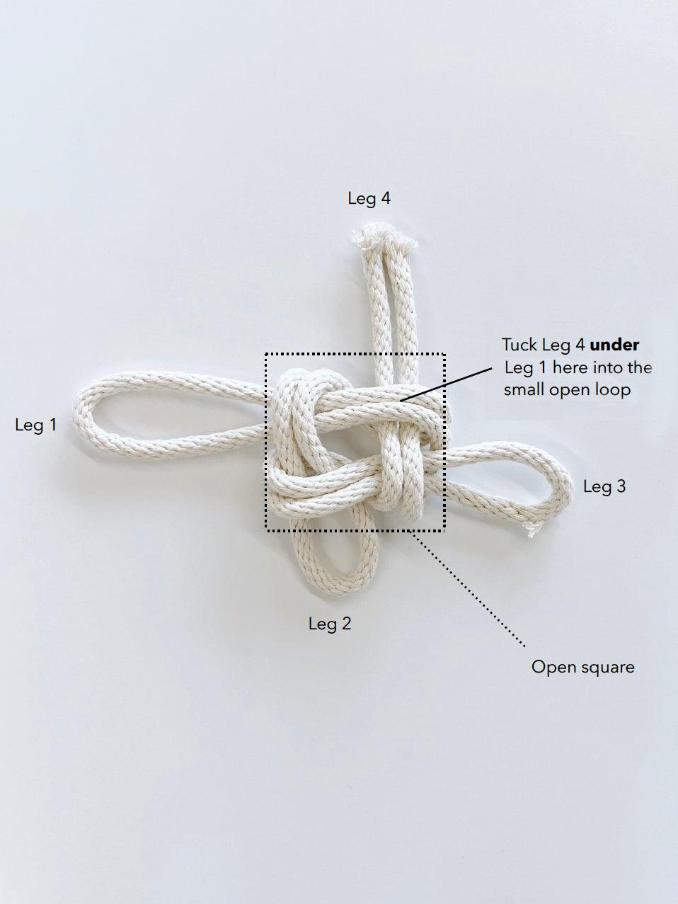 Windy Chien DIY tutorial step 5