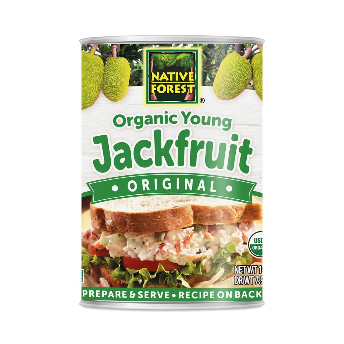Jackfruit in Can