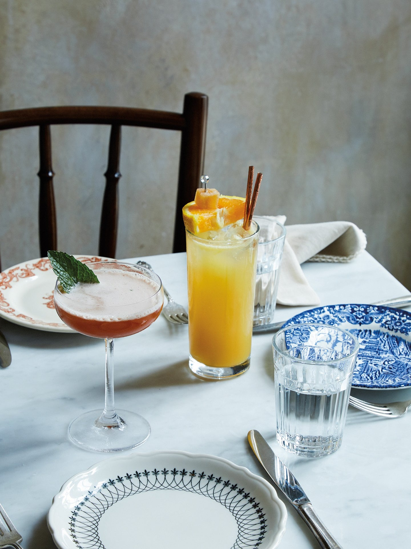 Your Happy Hour Could Use a Trash Cocktail