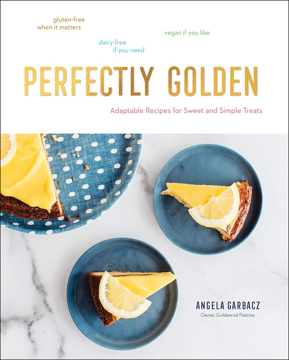 Perfectly Golden cookbook