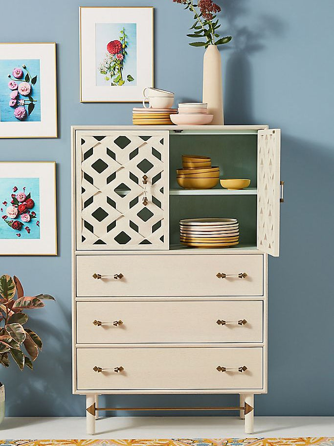 The Unsung Hero of Anthropologie's Sale Is Perfect for Mini Makeovers