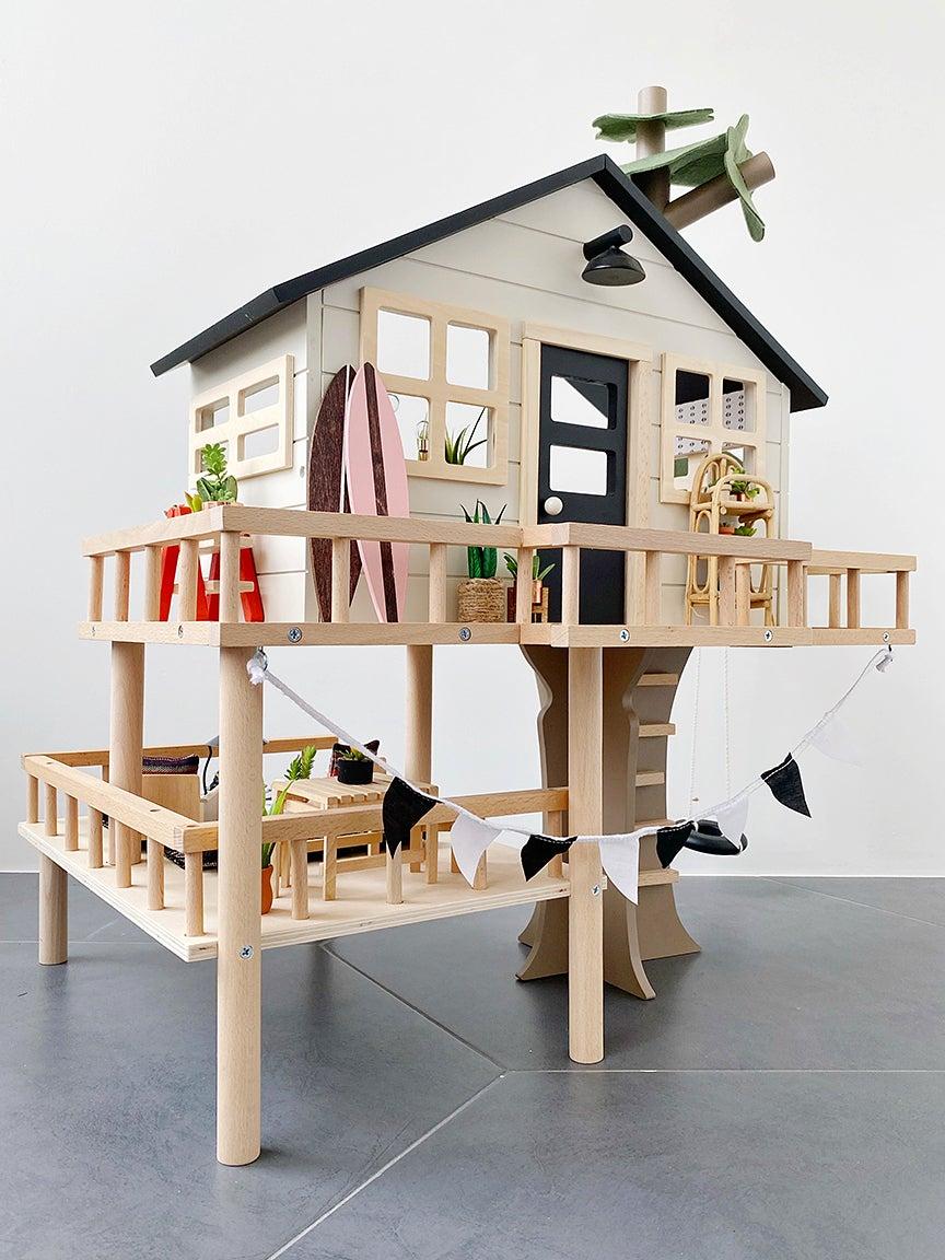 treehouse dollhouse