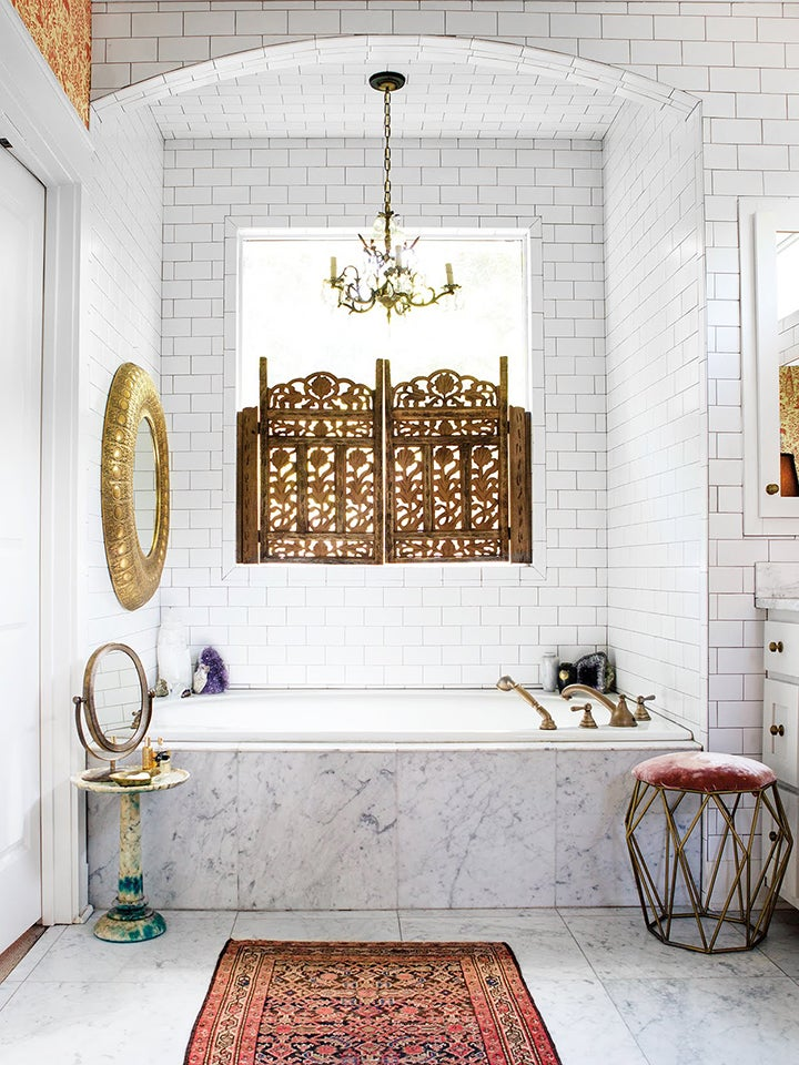 9 White Subway Tile Bathroom Ideas For Your Mood Board