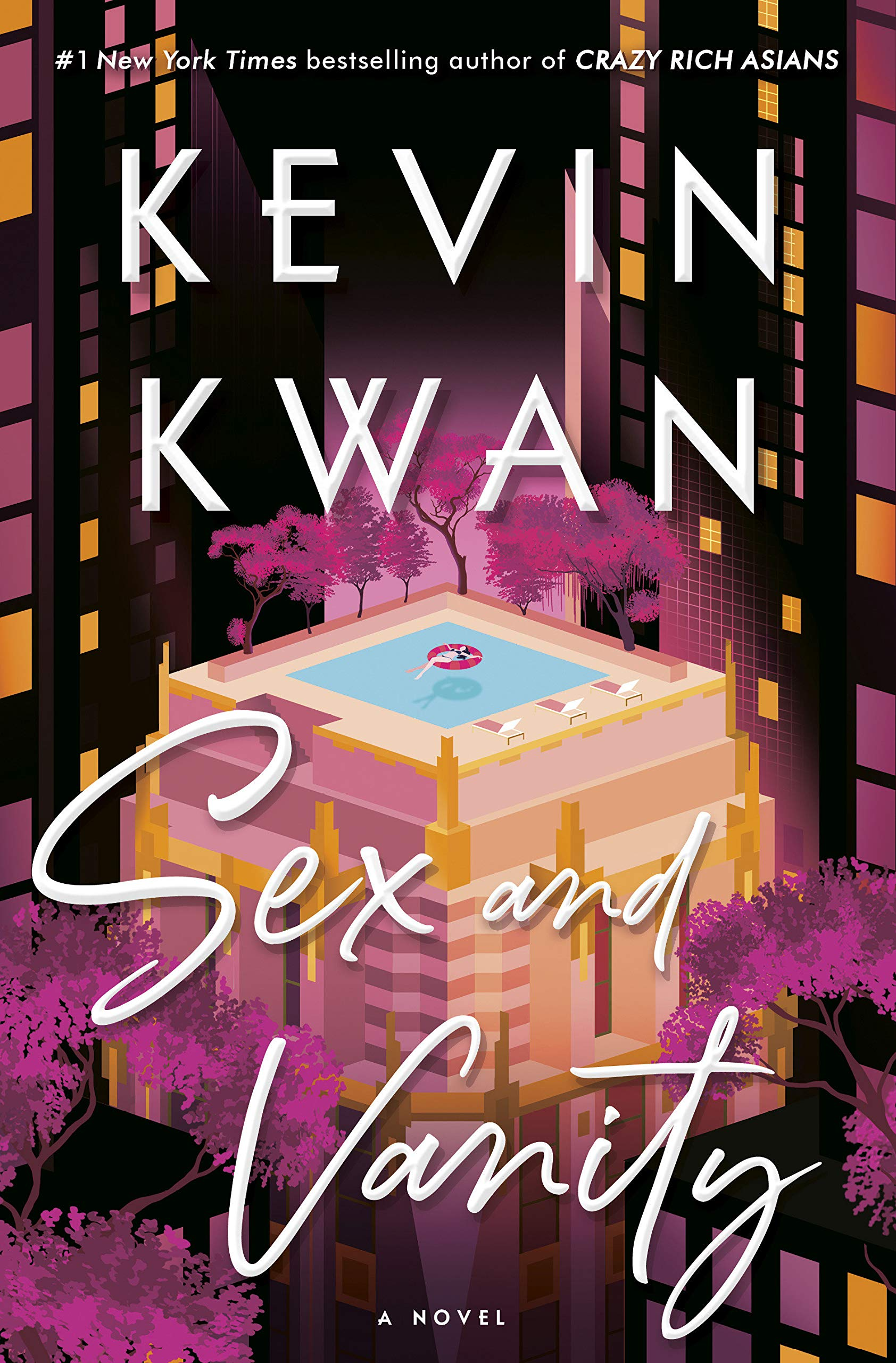 Sex and Vanity- A Novel cover