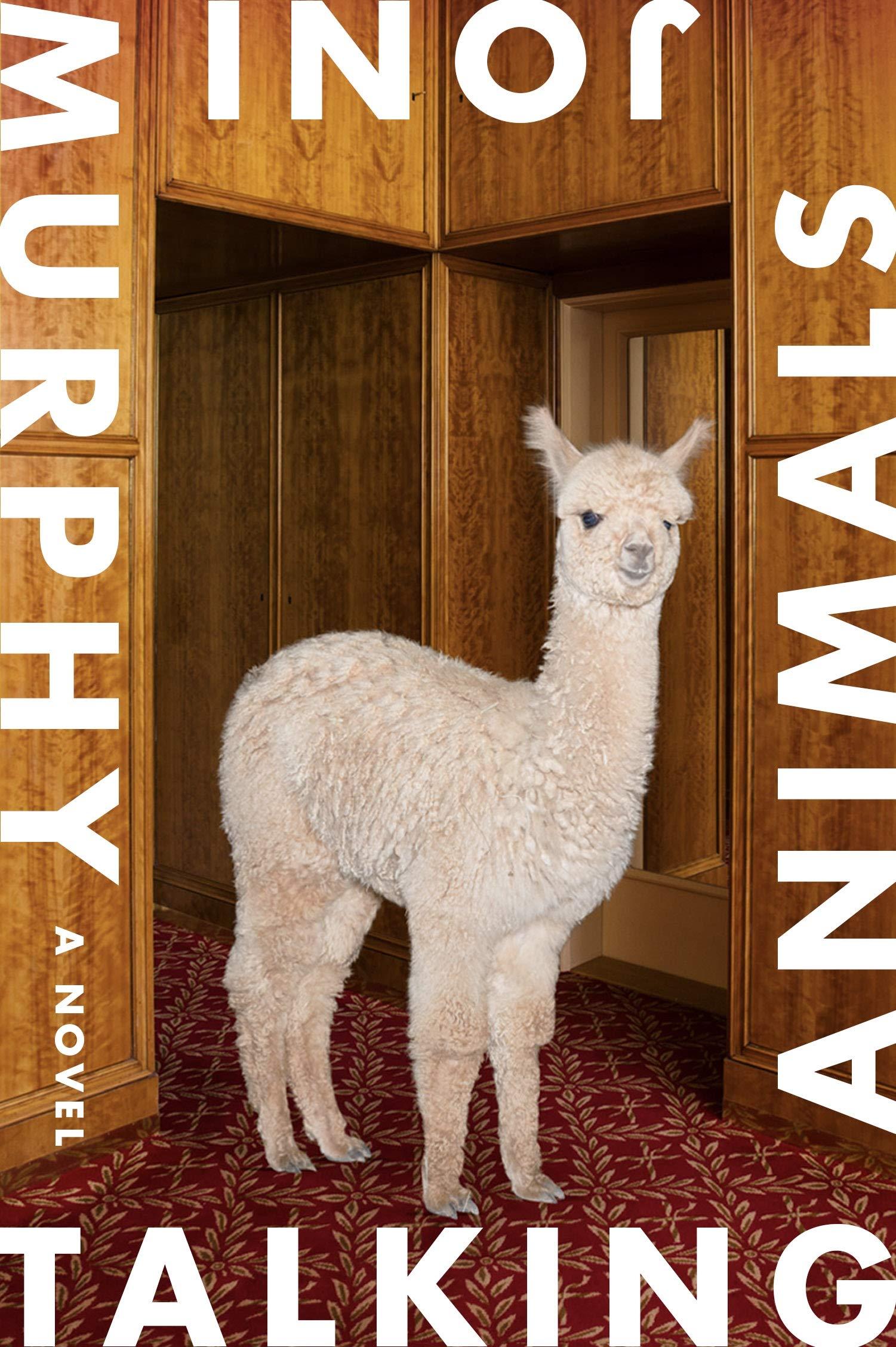 Talking Animals- A Novel cover