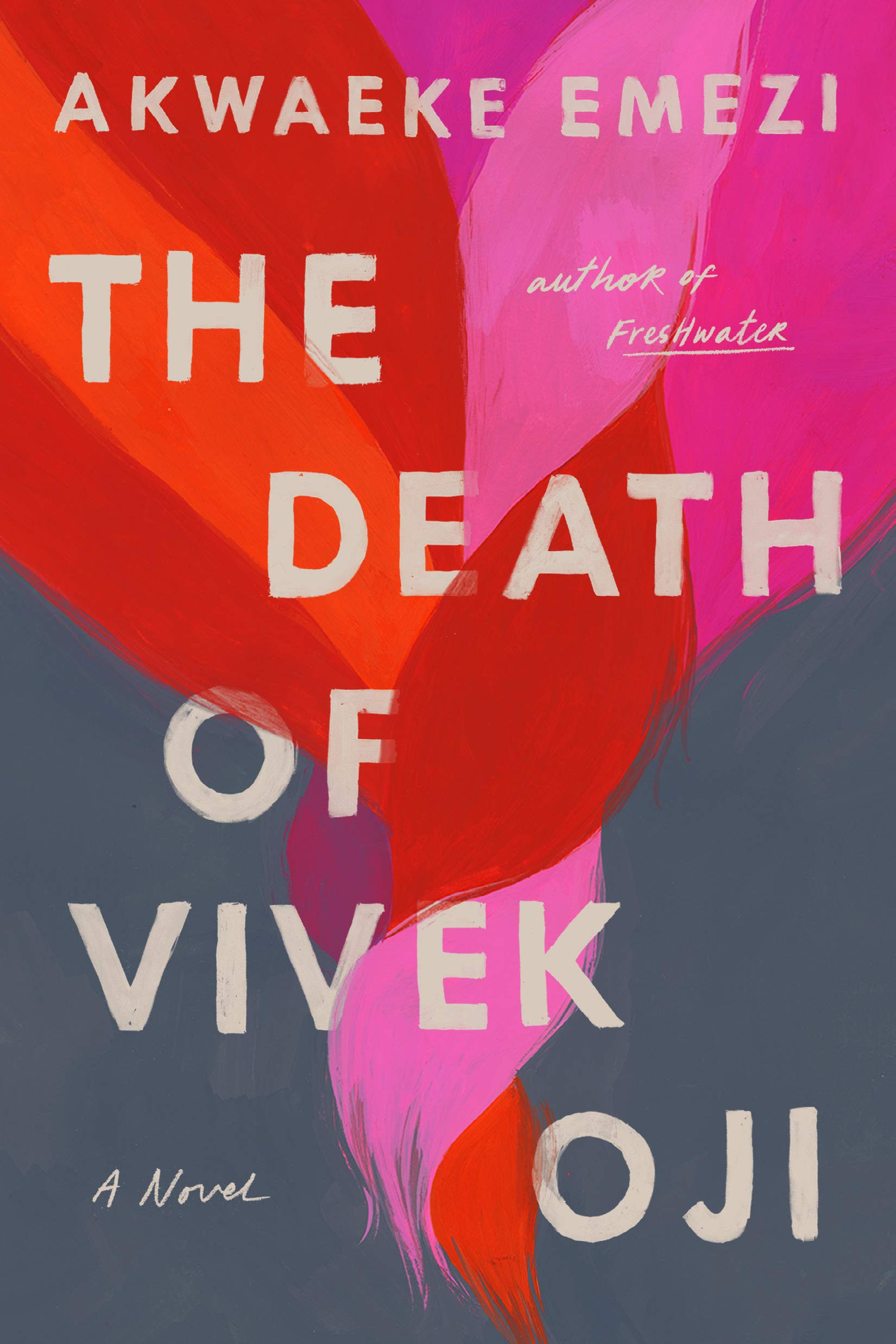 The Death of Vivek Oji cover