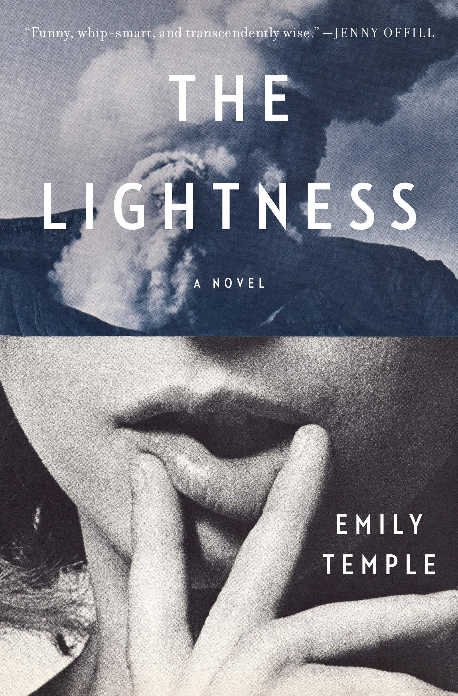 The Lightness- A Novel cover