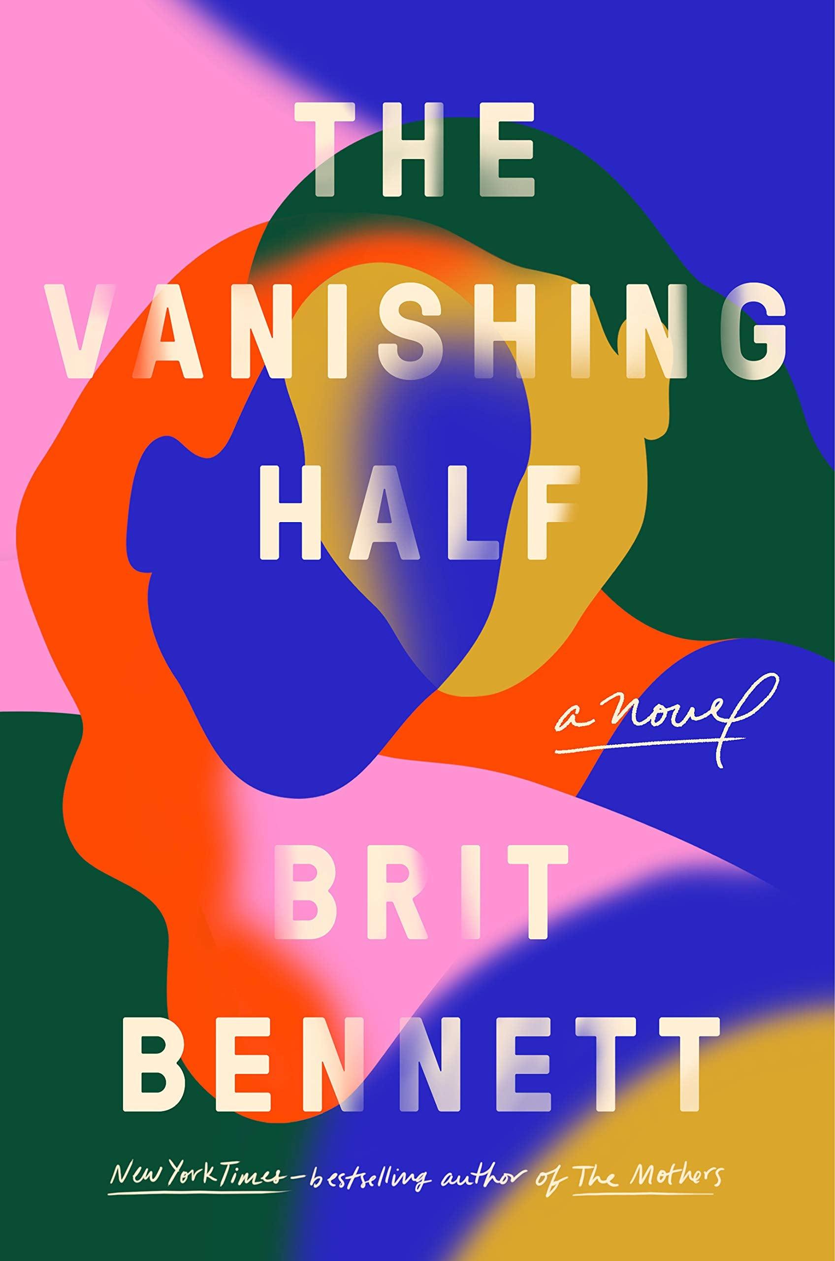 The Vanishing Half- A Novel cover